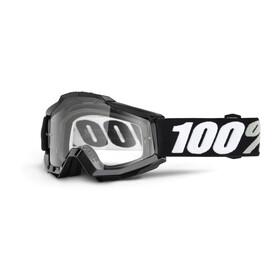 100% Accuri OTG Anti Fog Clear Goggles vit
